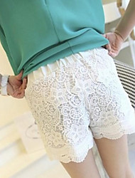 Frauen Sexy Lace Short Pant