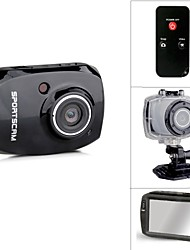 G353 Waterproof HD 1080P 12.0 MP CMOS Sport Diving DVR Camcorder Camera