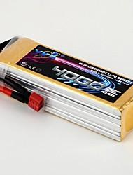 YKS 14.8V 4000mah 4S 35C Li-Po Battery (T Plug)