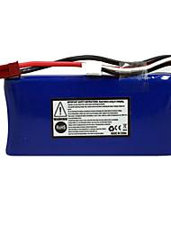 ROC 7.4V 1000mAh 15C Li-Po Battery (XT60 Plug)