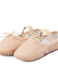 High Quality Leather Upper Ballroom Ballet Dance Shoes For Women