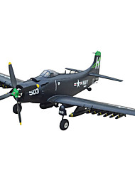 Top RC Hobby A1 Skyraider 2.4G 4CH EPO RC Airplane (KIT)