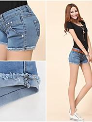 Nuevos Delgado Hallen Jeans Shorts