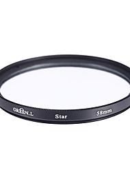 GREEN.L Star-4 Gigit High Definition Filter (58mm)