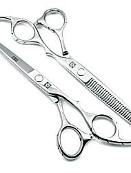 Set Haircut Professional tesoura tesoura 2em1