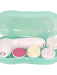Multifunction Personal Care Kit For Face Hand And Foot,Pore Cleansing(Assorted Colors)