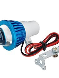 exLED 3W 300lm LED Warm White Light for Motorcycle - (12~80V)