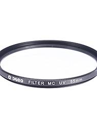 DEBO S-MC Filtro UV para la cámara (55mm)