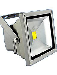 90-260V 20W LED bianco caldo impermeabile esterna della luce di inondazione