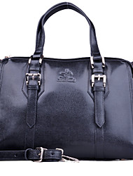 Victory Polo High-End Cowhide Tote(B210617-1)