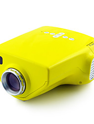 Mini HD Home Super Bright LED Technology Early Childhood Projector (Assorted Colors)