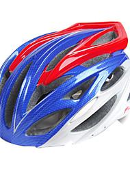 FJQXZ Women's / Men's / Unisex Half Shell Bike helmet 24 Vents Cycling Cycling / Mountain Cycling / Road Cycling / Recreational Cycling