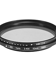 Rotatable ND Filter for Camera (52mm)