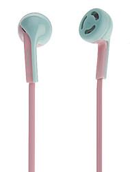 Keeka KA-30 FashionableStereo In-Ear Earphone