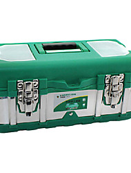 (46*22*23) Stainless Steel Green Tool Boxes