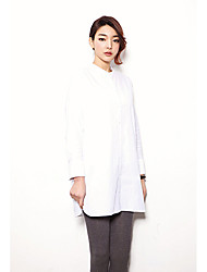 [Style by shez]Women's Long Loose Blouse