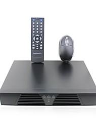 4 CH Canal Sistema de vídeo de 1080P H.264 NVR en tiempo real CCTV de vigilancia de seguridad de HDMI
