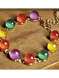 EGO Vitage style bracelet de bonbons colorés