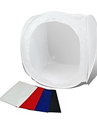 Photo Studio Soft Box Tir Tente Softbox Cube Box, 40 x 40cm / Photo Light Tente Sac Portable 4 Rideaux