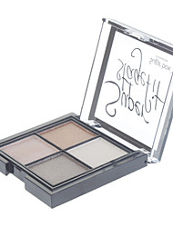 4 Eyeshadow Palette Shimmer Eyeshadow palette Powder Normal Daily Makeup