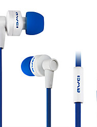 ES700M Awei Super Bass In-Ear Earphone for Mobilephone/PC/MP3