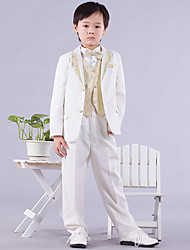 Ring Bearer Tuxedos Ivory Ring Bearer Outfits for Wedding (1145546)