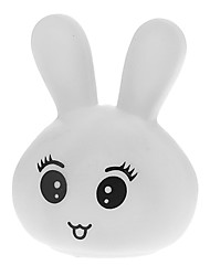 Lapin forme colorée LED Night Light (3xAG13)