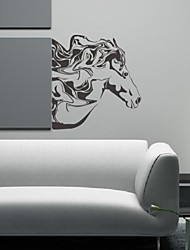 Animals Horse Decorative Wall Stickers