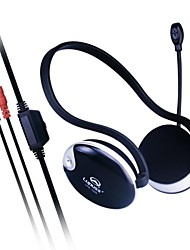 LPS-1220 Stereo Headphone Headset with Mic for Gamers