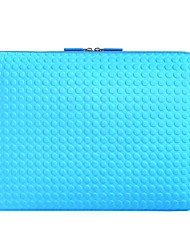 "EXCO 14"" Emboss Dot Neoprene Laptop Sleeve Case Blue Black Pink Silver"