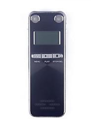 CR-40 HD Audio Profesión Grabadora digital de voz del dictáfono Negro (8GB)