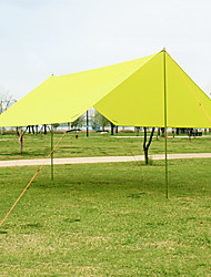 ODC Eclipse Green 210T Ripstop Polyester Camping Shelter(Without Pole)