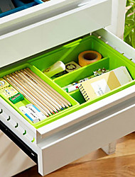 Modern Multifunctional Rectangular Solid Storage Tray