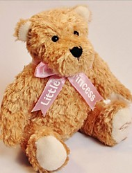 Lovely Plush Bear Music Box Play My Baby for Baby Shower (More Colors)
