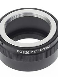 FOTGA M42-EOSM Câmera Digital Lens Adapter / Tubo de Extensão