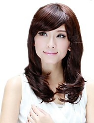 Capless Long High Quality Synthetic Curly Hair Wig