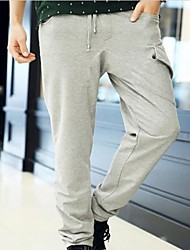 Men's Sports Casual Long Multi Pocket Pants