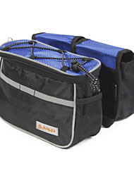 FJQXZ anti-déchirure et imperméable à l'eau 4-en-1 Blue transport Sac avec housse de pluie