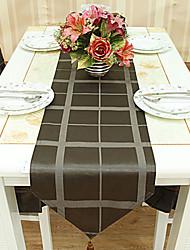 Yarn Dye Coffee Table Runner