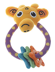 Lovely Deer Doll Ring Toy with Stars for Pets Dogs