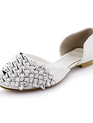 Women's Wedding Shoes D'Orsay & Two-Piece Flats Wedding/Party & Evening Ivory