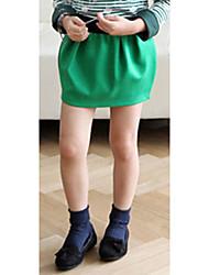 Girl's Cotton Skirt , Summer