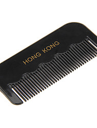 Schwarz Anti-Statik-Klein Short Comb HT05