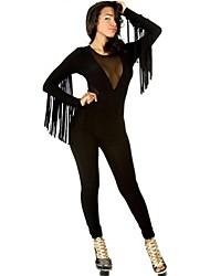 Venta caliente atractiva de las mujeres del vendaje Jumpsuit