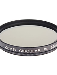 Zomei Professionelle Optical CPL Filter Zirkular Polfilter Super-HD-Klasse-Filter (55mm)