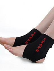 2 Pcs Adjustable Self-Heating Ankle Supporter Ankle Keep Warm Pain Relief