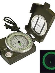 Prismatic bússola S70 Militar óptica - Exército Verde
