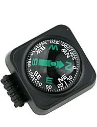 Compass carro grande com Surface Mount - Preto