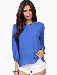 Women's Tops & Blouses , Chiffon LY