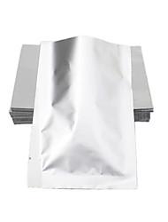 Bleuets 10*15 Food Grade Food 100g Vacuum Pure Aluminum foil Bags